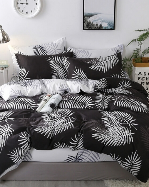 Blatt duvet cover set