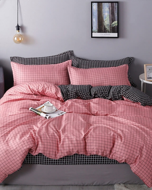 rosa duvet cover set