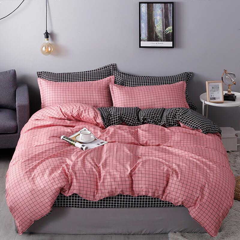 rosa duvet cover set